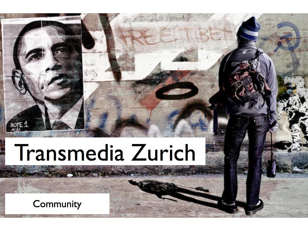 Transmedia Zurich